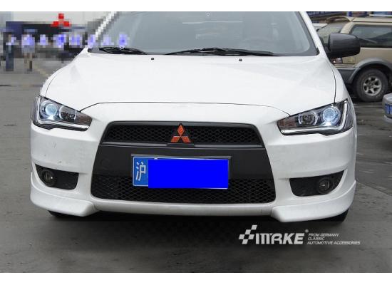 Фары для Mitsubishi Lancer X Вариант 2 (фото)