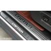 Накладки на пороги для Chevrolet Captiva 2006-2016