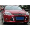 ДХО для Ford Focus 3 2011-15 матовый пластик с поворотниками и без