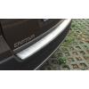 Накладка на задний бампер с загибом Chevrolet Captiva 2006-2016. Накладка в проем багажника для Шевроле Каптива 2014-2016.