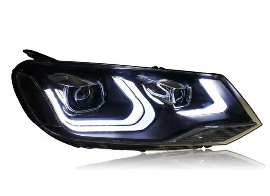 Фары для Volkswagen Touareg 2 2010-14 Вариант 1