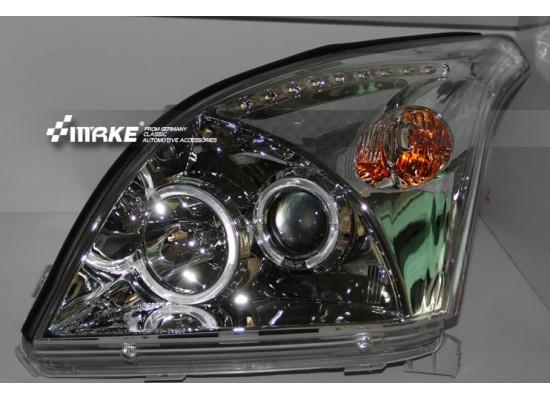 Фары для Toyota Prado 120 2002-09. Вариант 3