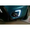 ДХО для Mitsubishi ASX 2012-2016. Вариант 1 (фото)