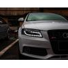 Фары на Audi A4 07-11