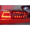 Задние фонари для Mitsubishi Lancer X Вариант 1 (фото)