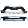 Оригинальные накладки на бампера для Mazda CX 5 (фото)