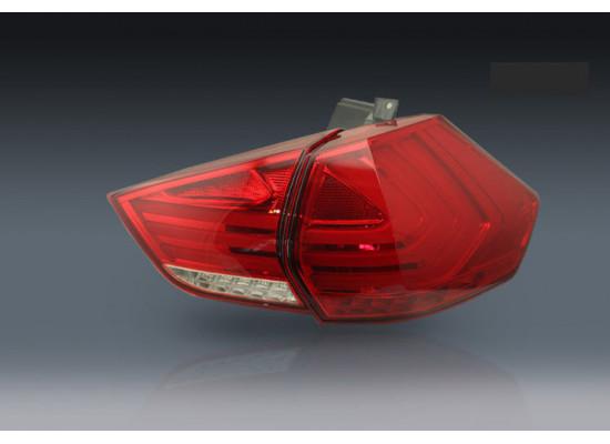 Задняя оптика для Nissan X-trail 3 2013-по н.в. (фото)