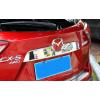 Хромированные накладки для Mazda CX 5 2011-15 (фото)