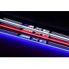 Накладки на пороги LED для BMW  Х6 М