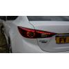 Задняя оптика для Mazda 3 2013-2016