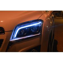 Фары на Chevrolet Tracker 2013- по н.в. Вариант 2 (фото)
