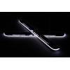 Накладки на пороги LED для BMW  Х5 E70 07-13 (фото)