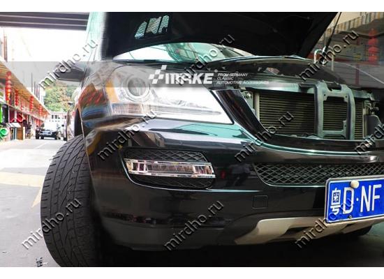 ДХО для Mercedes-Benz ML W164 2005-08г (фото)