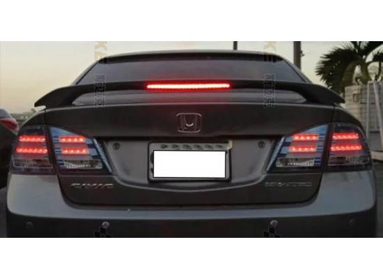 Задние фонари для Honda Civic VIII Вариант 2 (фото)