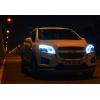 Фары на Chevrolet Tracker 2013- по н.в. Вариант 1 (фото)