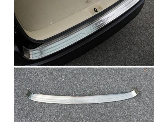 Накладки на задний бампер для Toyota Highlander 3 2013-по н.в. (фото)