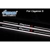 Накладки на пороги LED для Porsche Cayenne S