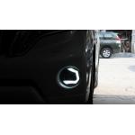 ДХО для Toyota Prado 150 Рестаилинг 1 2013-2017. Вариант 2