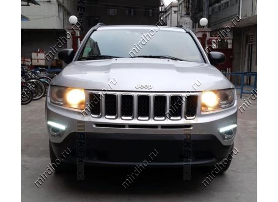 ДХО для Jeep Compass (фото)