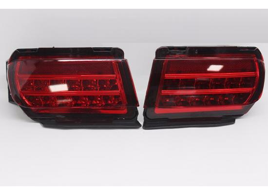 Задние фонари в бампер для Toyota Prado 150 (фото)