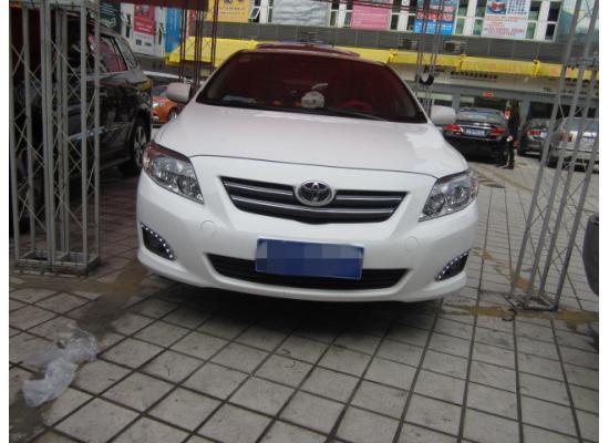 ДХО для Toyota Corolla X 2006-10 (фото)