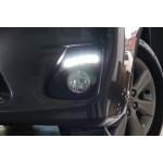 ДХО для Toyota Corolla X рестаилинг 2010-13
