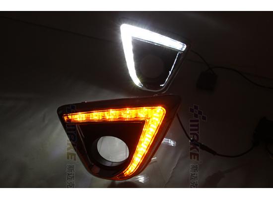 ДХО для Mazda CX 5 вариант 4 2011-2017 (фото)