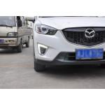 ДХО для Mazda CX 5 вариант 4 2011-2017