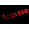 Накладки на пороги LED для Ford Ecosport (фото)