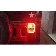 Задние фонари для Jeep Wrangler 3 2007-по н.в. (фото)