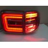 Задние фонари на Nissan Patrol VI 2010-14 (Y62) под Рестайлинг