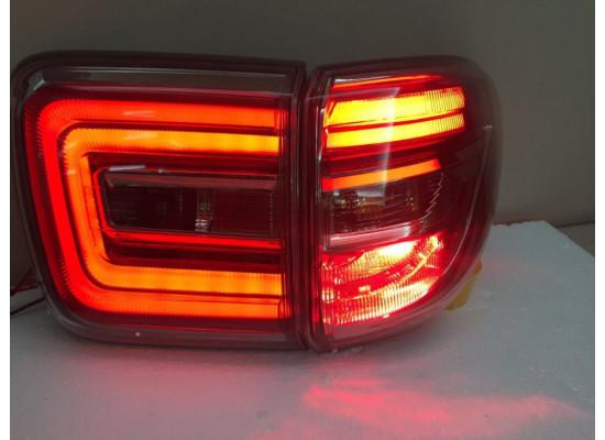 Задние фонари на Nissan Patrol VI 2010-14 (Y62) под Рестайлинг (фото)