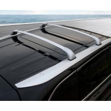 Рейлинги для Toyota Highlander 3 2013-по н.в. (фото)