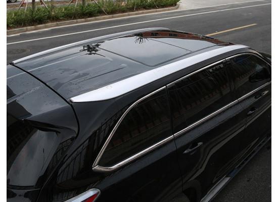 Рейлинги для Toyota Highlander 3 2013-по н.в.