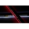 Накладки на пороги LED для Chevrolet