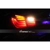 Задняя оптика для Chevrolet Cruze 2009-15 в стиле БМВ 7 серии