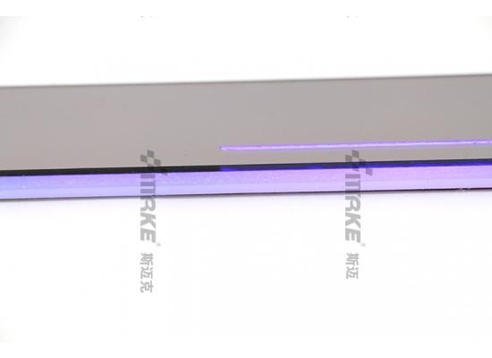 Накладки на пороги LED для KIA Sportage 2010-14