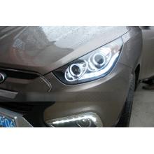 Фары для Hyundai IX35 вариант 2 (фото)