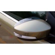 Козырьки на зеркала для Ford Kuga 2 Вариант 1 (фото)