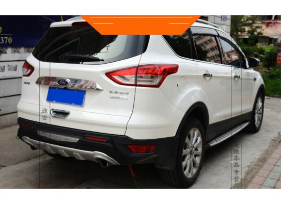 Защитные накладки на бампера для Ford Kuga 2 2012-16 (фото)