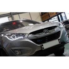 Фары для Hyundai IX35 вариант 5 (фото)