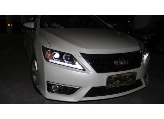 Фары для Toyota Camry 7 2011-14. Вариант 4