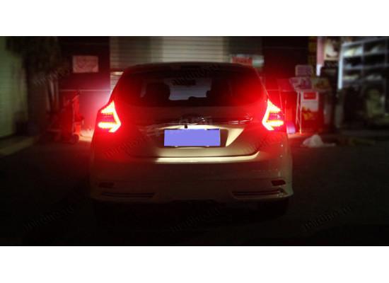 Задние фонари для Ford Focus 3  2011-15 Хэтчбек