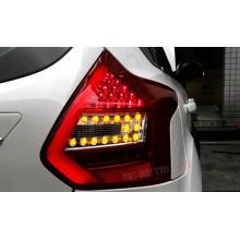 Задние фонари для Ford Focus 3  2011-15 Хэтчбек (фото)