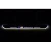 Накладки на пороги LED для BMW 3 series М (фото)