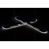 Накладки на пороги LED для BMW 3 series М
