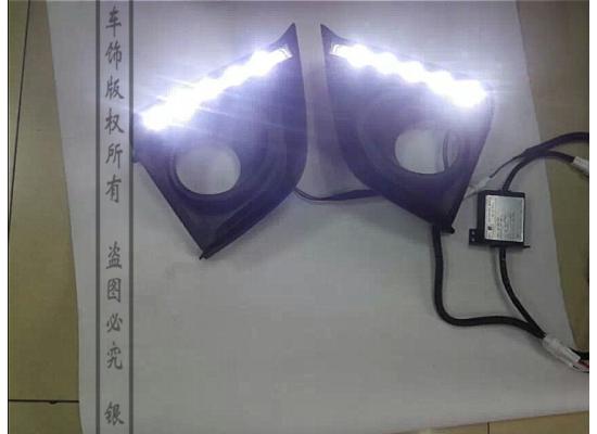 ДХО для Toyota Corolla 11 2013-16 Вариант 4. Пр-во Тайвань (фото)