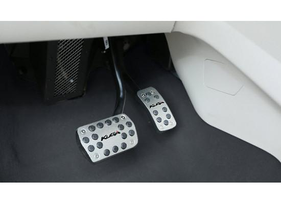 Накладки на педали для Ford Kuga 2 2012-по н.в. (фото)