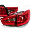 Задняя оптика для Kia Sportage 3 2010-16. Вариант 1 (фото)