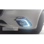 ДХО для Mazda 3 III 2013 - 2016. Вариант 3